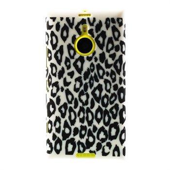 Nokia Lumia 1520 inCover Design Plastik Cover - Leopard