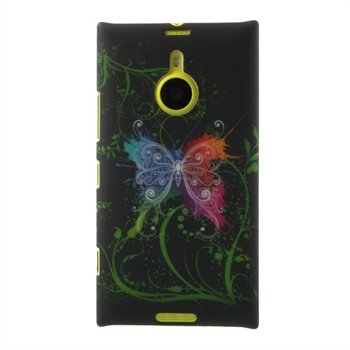 Image of Nokia Lumia 1520 inCover Design Plastik Cover - Black Butterfly