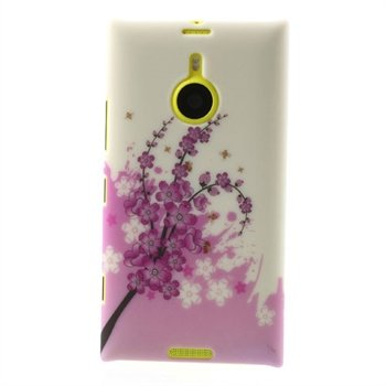Nokia Lumia 1520 inCover Design Plastik Cover - Plum Blossom
