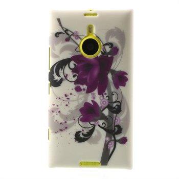 Nokia Lumia 1520 inCover Design Plastik Cover - Lotus Flower