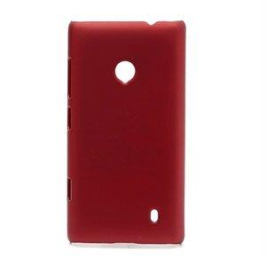 Billede af Nokia Lumia 520 Plastik cover fra inCover - rød