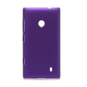 Billede af Nokia Lumia 520 Plastik cover fra inCover - lilla