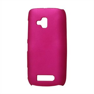 Image of Nokia Lumia 610 Plastik cover fra inCover - rosa