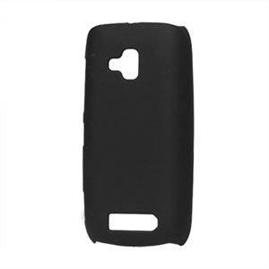 Image of Nokia Lumia 610 Plastik cover fra inCover - sort