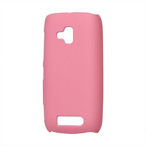 Image of Nokia Lumia 610 Plastik cover fra inCover - pink