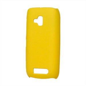 Image of Nokia Lumia 610 Plastik cover fra inCover - gul