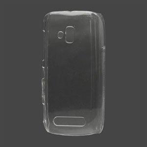 Image of Nokia Lumia 610 Plastik cover fra inCover - gennemsigtig