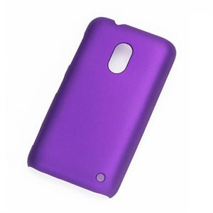 Image of Nokia Lumia 620 Plastik cover fra inCover - lilla