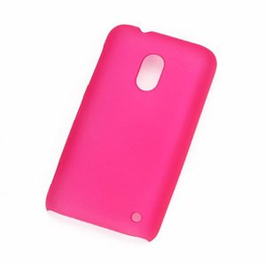 Image of Nokia Lumia 620 Plastik cover fra inCover - rosa