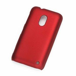 Image of Nokia Lumia 620 Plastik cover fra inCover - rød