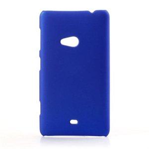 Nokia Lumia 625 inCover Plastik Cover - Mørk Blå