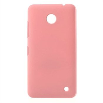 Nokia Lumia 630 inCover Plastik Cover - Pink