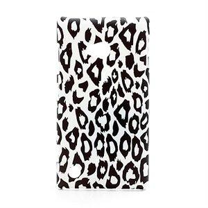 Billede af Nokia Lumia 720 inCover Design Plastik Cover - Leopard