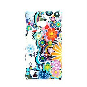 Image of Nokia Lumia 720 inCover Design Plastik Cover - Flower Power
