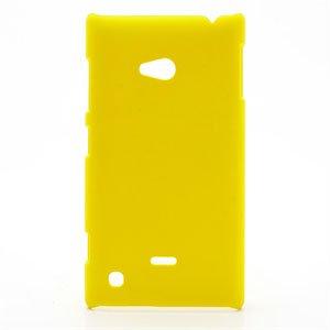 Billede af Nokia Lumia 720 Plastik cover fra inCover - gul