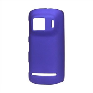 Image of Nokia 808 PureView Plastik cover fra inCover - blå