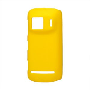 Image of Nokia 808 PureView Plastik cover fra inCover - gul