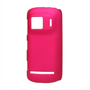 Image of Nokia 808 PureView Plastik cover fra inCover - rosa
