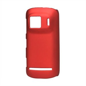 Image of Nokia 808 PureView Plastik cover fra inCover - rød