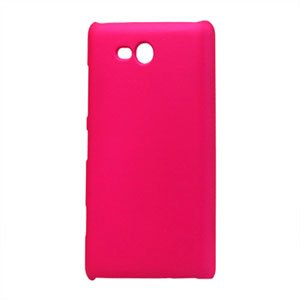 Billede af Nokia Lumia 820 Plastik cover fra inCover - rosa
