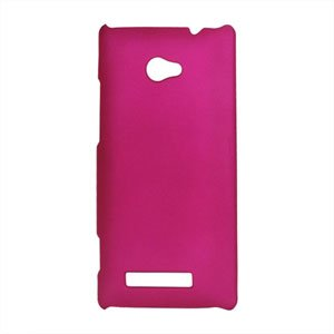 Image of HTC 8X Plastik cover fra inCover - rosa