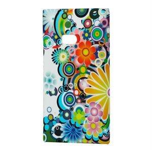 Billede af Nokia Lumia 900 Plastik cover fra inCover - Power Flowers