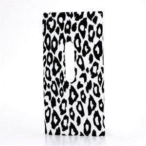 Nokia Lumia 920 Design Plastik cover fra inCover - Leopard