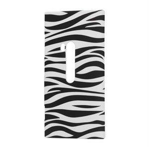 Nokia Lumia 920 Design Plastik cover fra inCover - Zebra