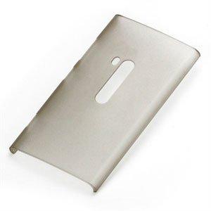 Nokia Lumia 920 Plastik cover fra inCover - grå gennemsigtig