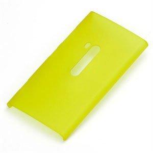 Nokia Lumia 920 Plastik cover fra inCover - gul gennemsigtig