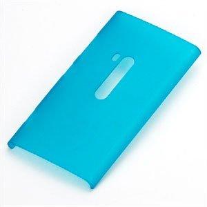 Nokia Lumia 920 Plastik cover fra inCover - blå gennemsigtig