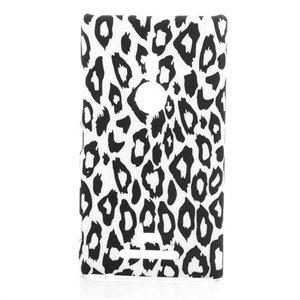 Billede af Nokia Lumia 925 inCover Design Plastik Cover - Leopard