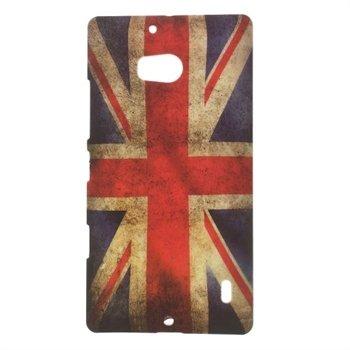 Image of Nokia Lumia 930 inCover Design Plastik Cover - Union Jack