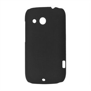 Image of HTC Desire C Plastik cover fra inCover - sort