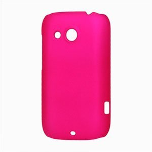 Image of HTC Desire C Plastik cover fra inCover - rosa