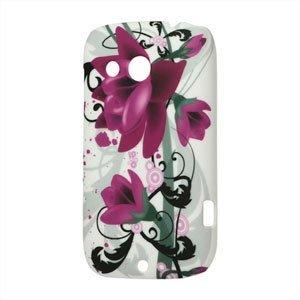 Image of HTC Desire C Design Plastik cover fra inCover - Lotus Flower