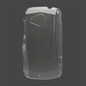 Image of HTC Desire C Plastik cover fra inCover - gennemsigtig