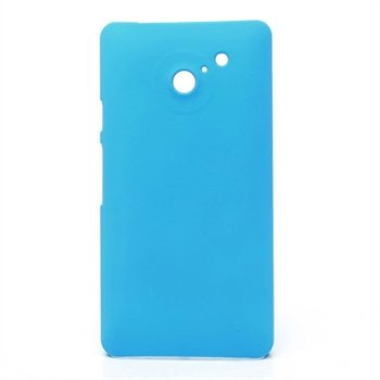 Image of Huawei Ascend D2 inCover Plastik Cover - Lys Blå