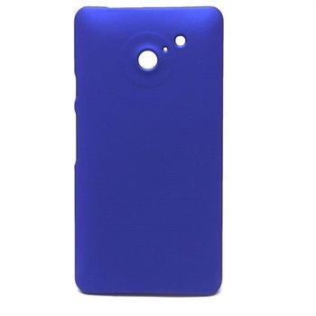 Image of Huawei Ascend D2 inCover Plastik Cover - Mørk Blå