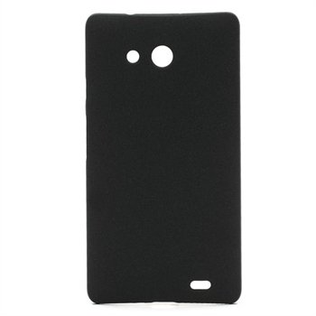 Huawei Ascend Mate inCover Plastik Cover - Sort