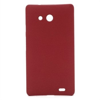 Huawei Ascend Mate inCover Plastik Cover - Rød