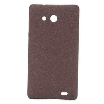 Image of Huawei Ascend Mate inCover Plastik Cover - Brun
