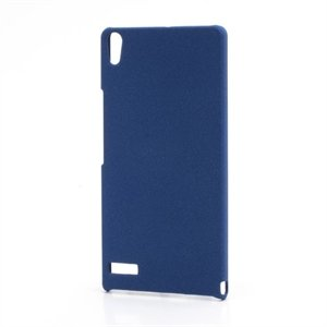 Image of Huawei Ascend P6 inCover QuickSand Plastik Cover - Blå