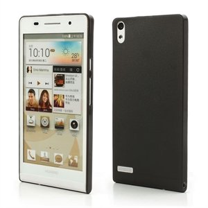 Image of Huawei Ascend P6 inCover Plastik Cover - Sort