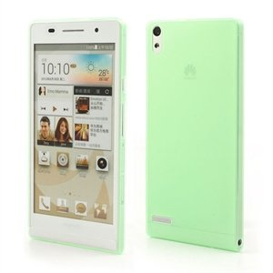 Image of Huawei Ascend P6 inCover Plastik Cover - Grøn