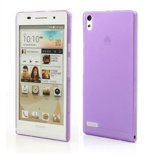 Image of Huawei Ascend P6 inCover Plastik Cover - Lilla