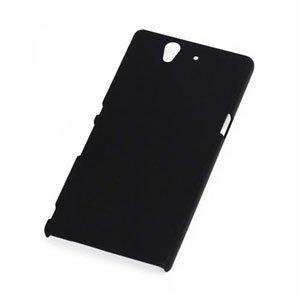 Billede af Sony Xperia Z Plastik cover fra inCover - sort