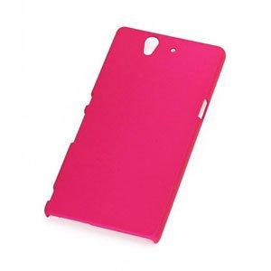 Billede af Sony Xperia Z Plastik cover fra inCover - rosa