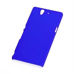 Billede af Sony Xperia Z Plastik cover fra inCover - blå