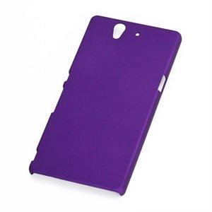 Billede af Sony Xperia Z Plastik cover fra inCover - lilla